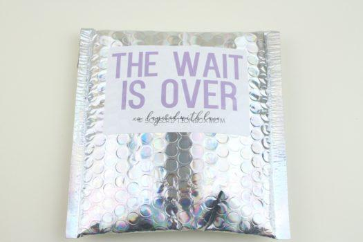 Layered with Lace May 2019 Review