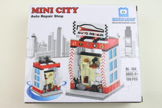 Mini City Auto Repair Shop