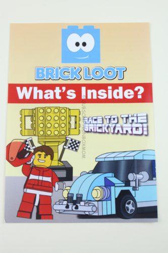 Brick Loot May 2019 Review