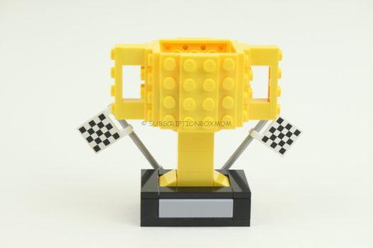 Exclusive 100% LEGO Build Designed by Parker Krex