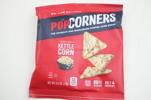 PopCorners Kettle Corn Popped-Corn Snack