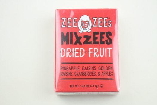 Zee Zee's Mixzees Dried Fruit