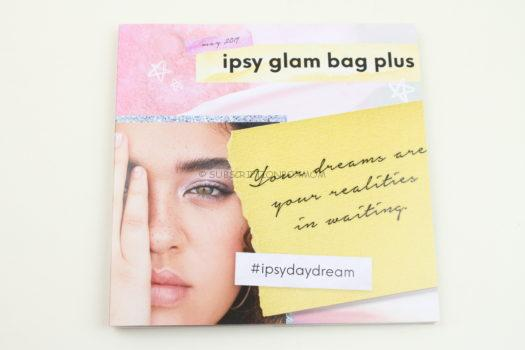 Ipsy Glam Bag Plus May 2019 Review