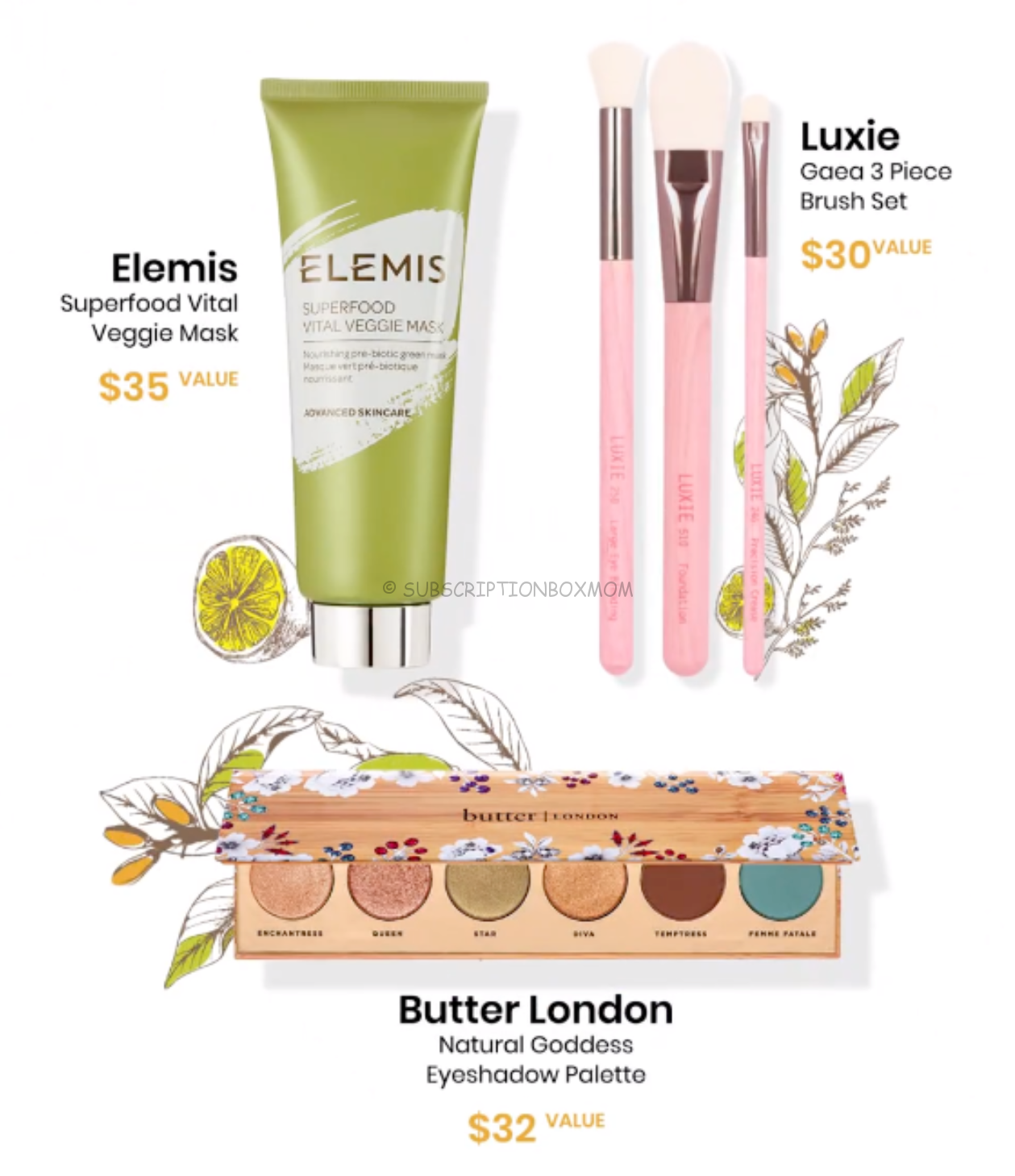 FULL Boxycharm July 2019 Spoilers