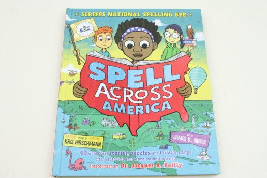 Spell Across America: 40 word-based stories, puzzles, and trivia facts offer a road-trip tour across the United States by Kris Hirschmann