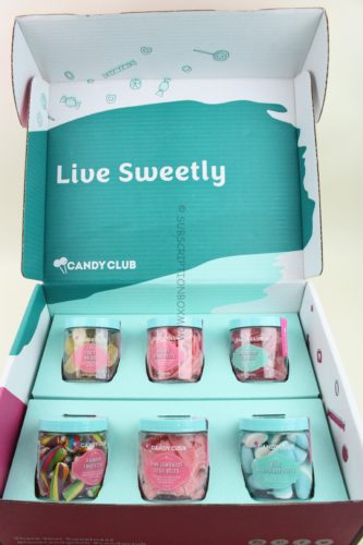 Candy Club June 2019 Subscription Box Review
