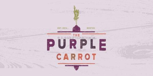June 2019 Purple Carrot Coupon