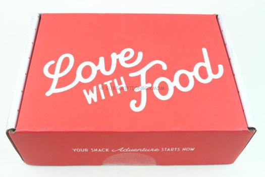 July 2019 Love with Food Deluxe Review