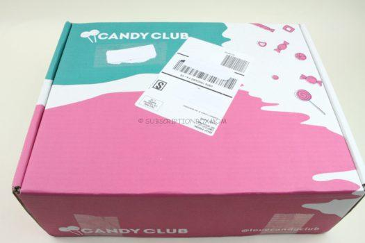 Candy Club July 2019 Subscription Box Review
