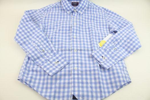 UNTUCKit Long Sleeve Button Up Shirt