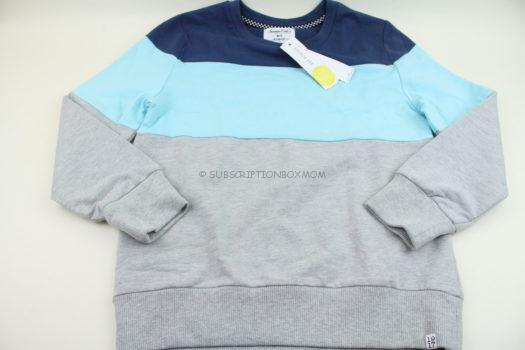 Sovereign Code Franco Colorblock French Terry Pullover