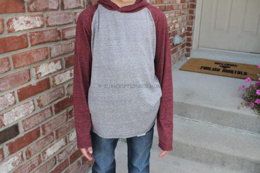 Threads 4 Thought Colton Triblend Hooded Tee
