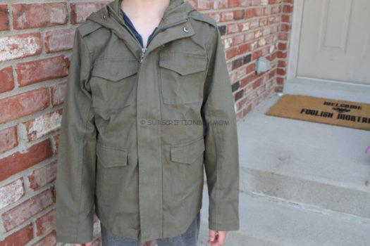 Brooklyn Cloth Mitch Utility Jacket