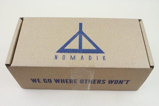 Nomadik July 2019 Subscription Box Review