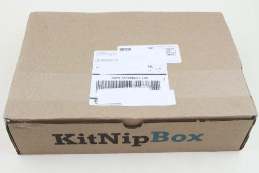 KitNipBox August 2019 Cat Subscription Box Review