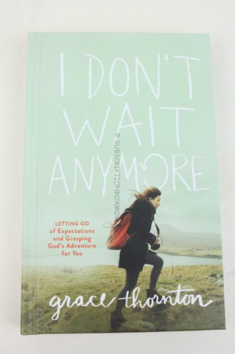 I Don't Wait Anymore by Grae Thorton
