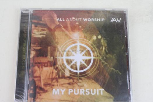 My Pursuit by All About Worship