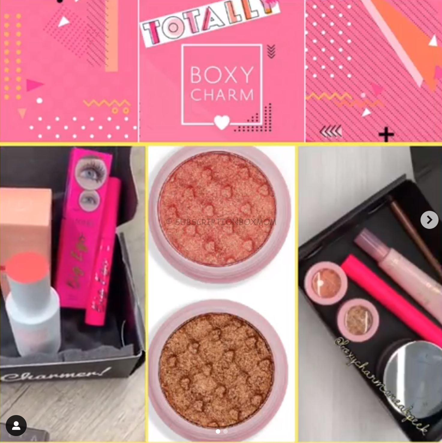 Full Boxycharm August 2019 Spoilers Coupon Code Subscription Box Mom