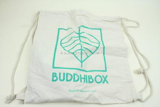 BuddhiBox Eco-Friendly String Backpack