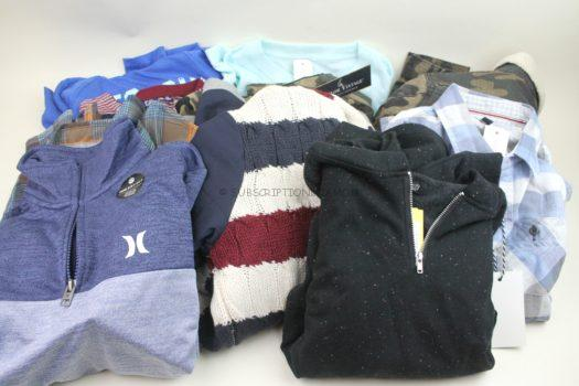 Stitch Fix Kids October 2019 Clothing Box Review