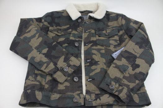 Brooklyn Cloth Bejan Sherpa Trucker Jacket