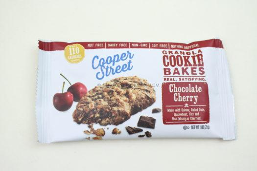 Cooper Street Cookies Chocolate Cherry