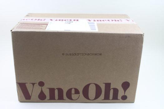Vine Oh! October 2019 Coupon