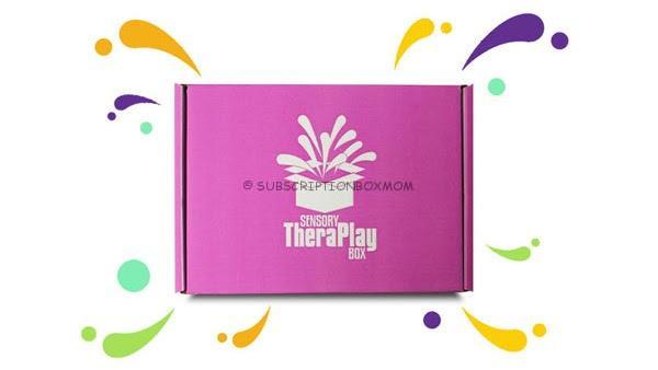 Sensory Theraplay November 2019 Spoilers