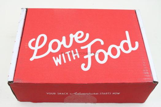 Love with Food November 2019 Review