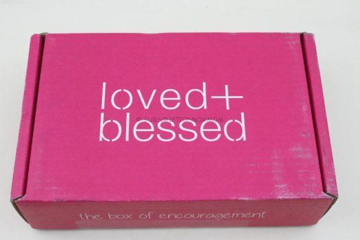 Loved and Blessed
