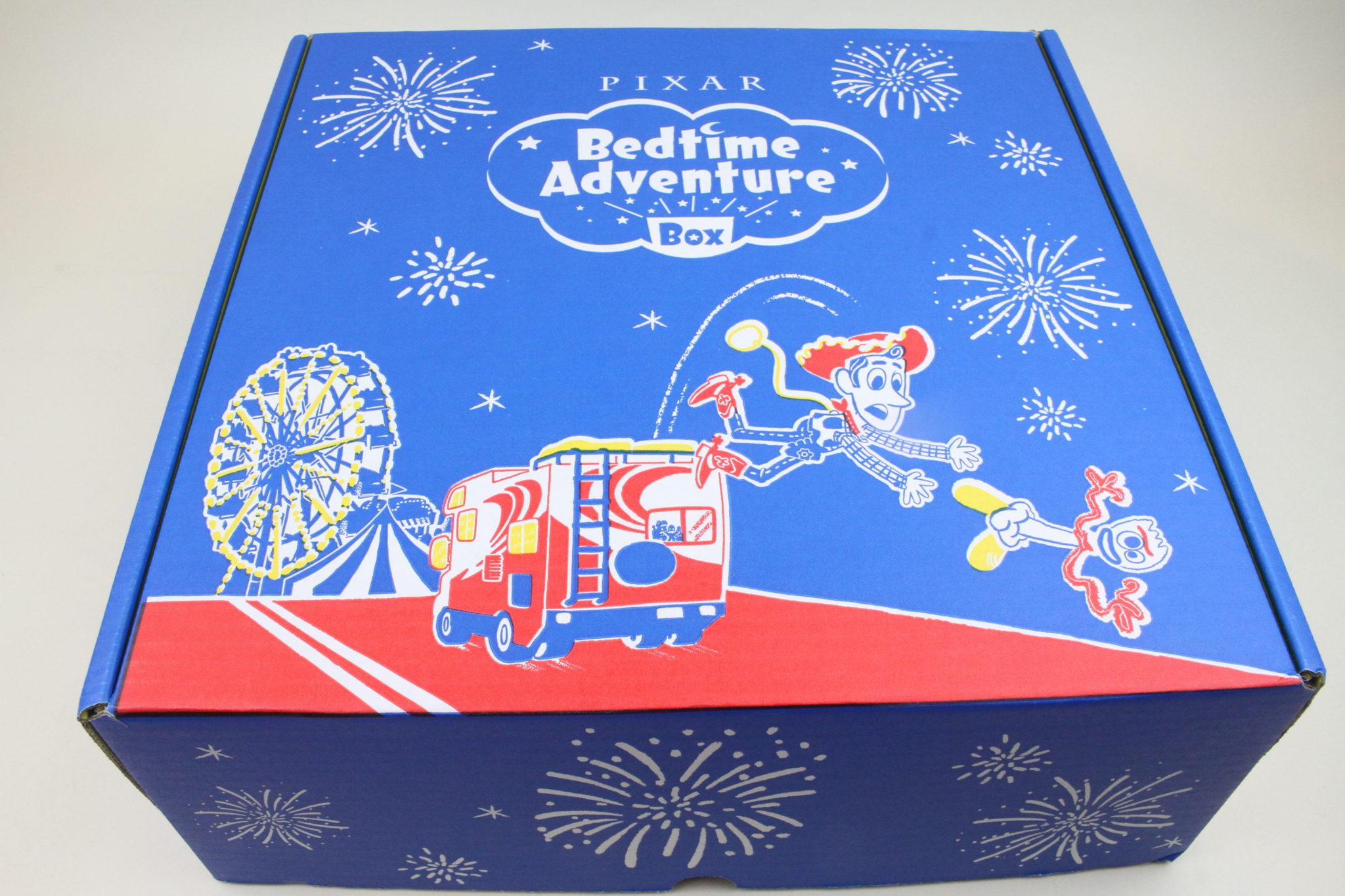 Disney Bedtime Adventure Box November 2019 Review