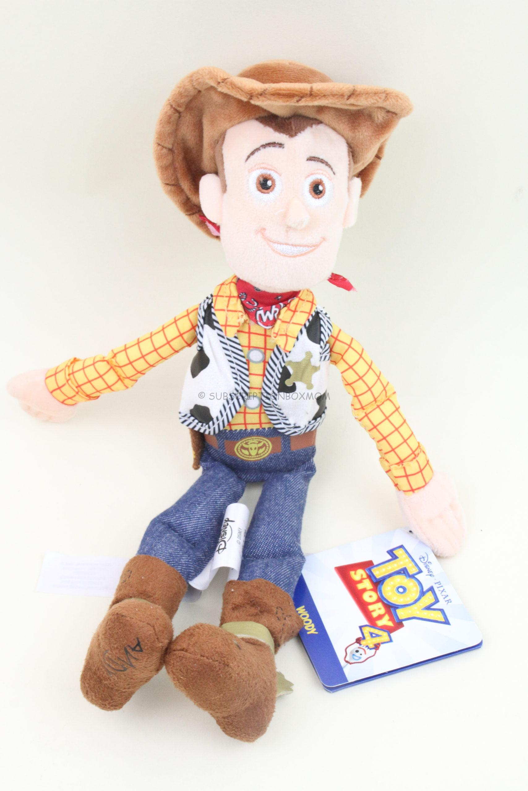 Woody Plush Doll