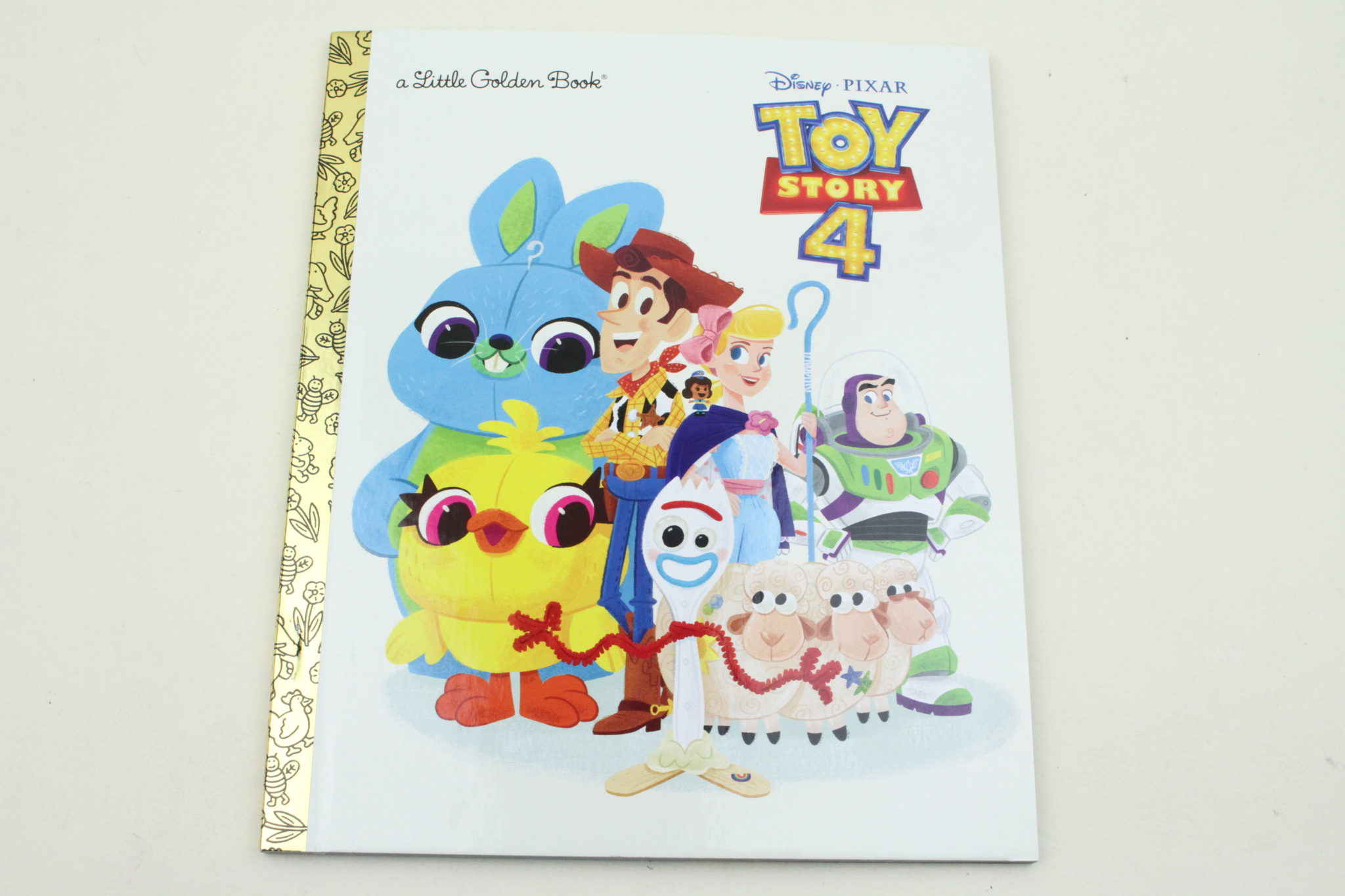 Little Golden Book Toy Story 4