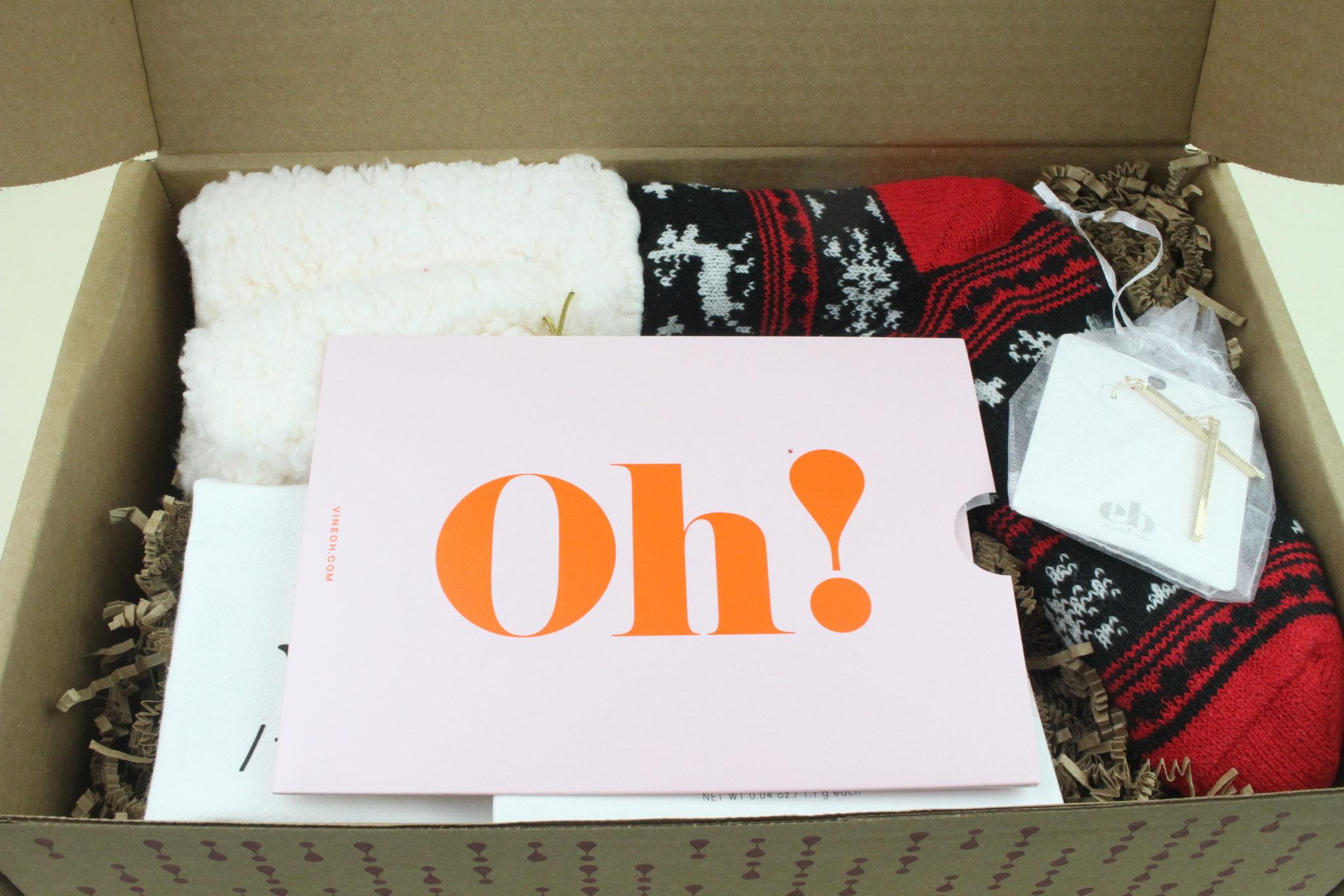 Vine Oh! - Oh! Ho Ho! Box Review
