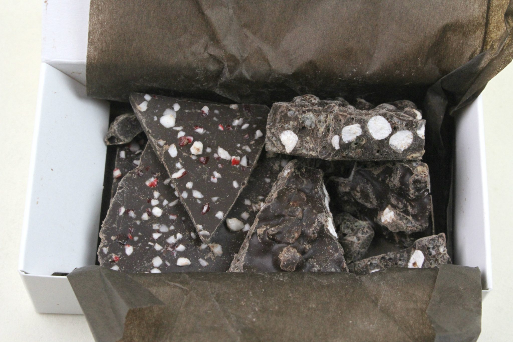 Bizz & Weezy Confections Chocolate Bark