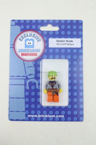 Skater Dude - 100% LEGO Minifigure
