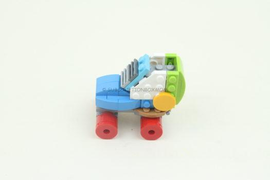 Exclusive 100% LEGO Buil Designed by Tyler Clites