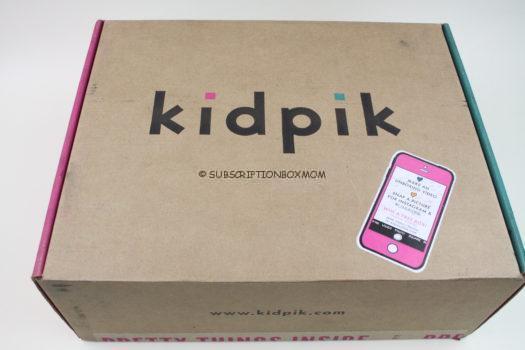 Kidpik November 2019 Children's Clothing Subscription Coupon