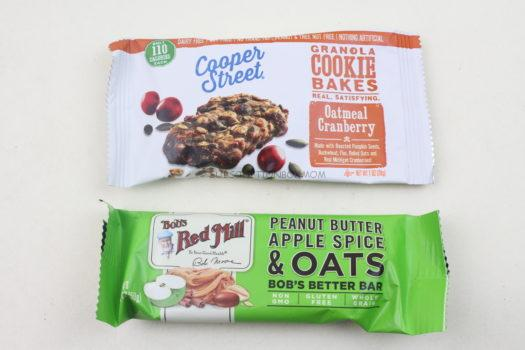 Cooper Steet Granola Cookie Bakes Oatmeal Cranberry