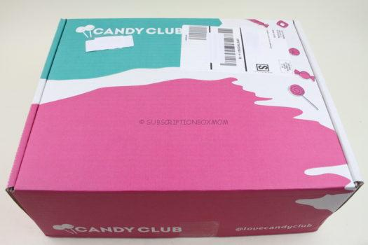 December 2019 Candy Club Subscription Box Review