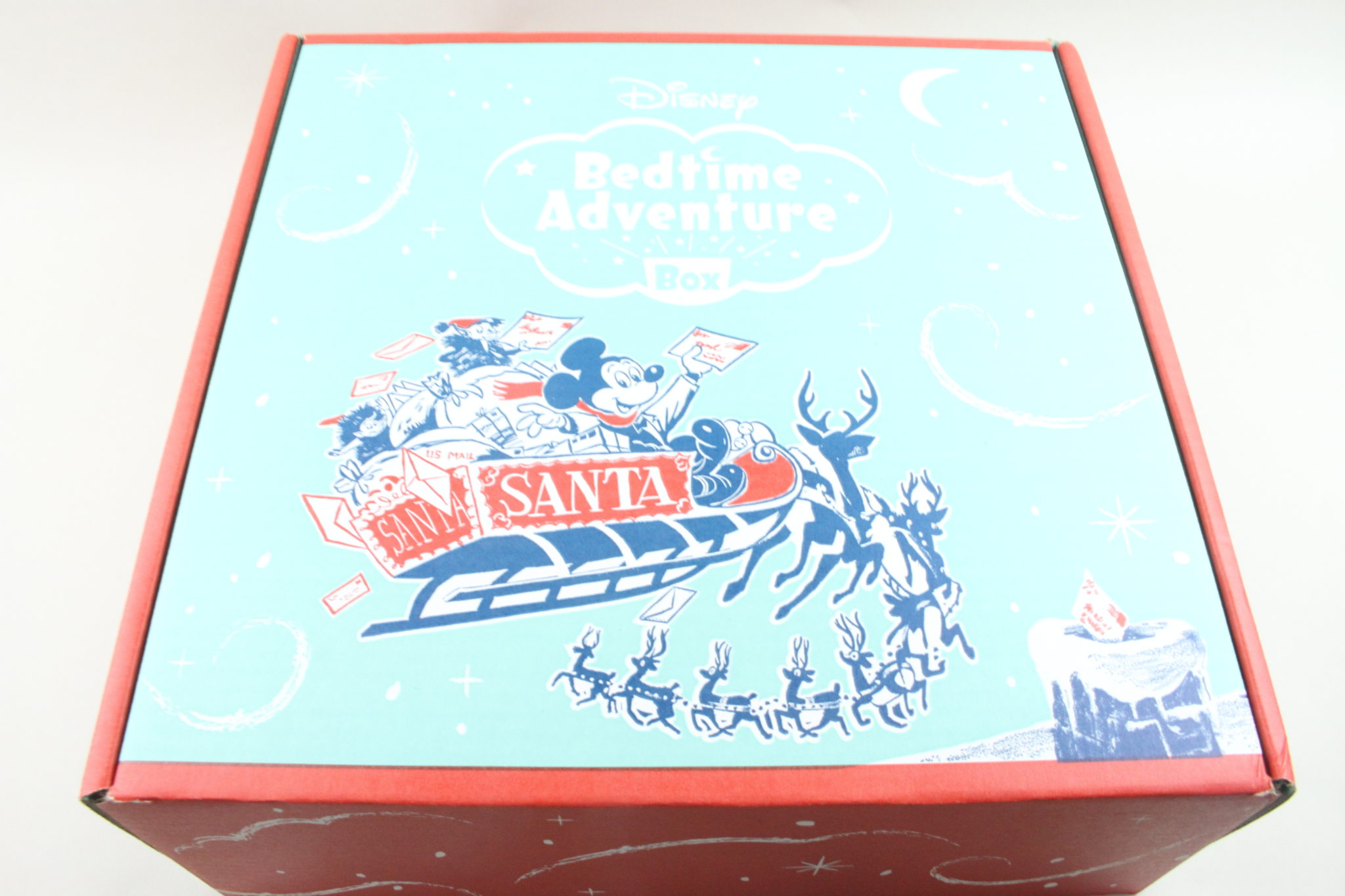 Disney Bedtime Adventure Box December 2019 Review