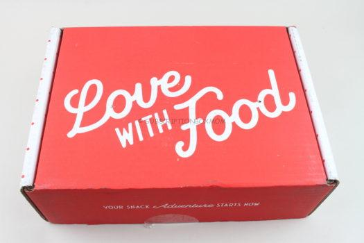 Love with Food January 2020 Review