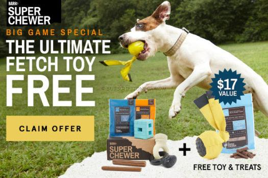January 2020 Super Chewer Coupon Code