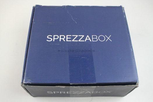 SprezzaBox March 2020 Subscription Box Review