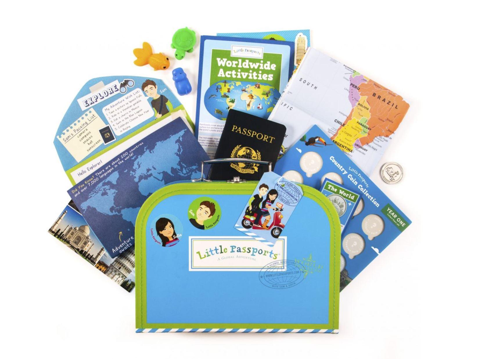 Little Passports Summer Camp Box 2020 Coupon
