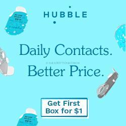 Hubble free subscription box
