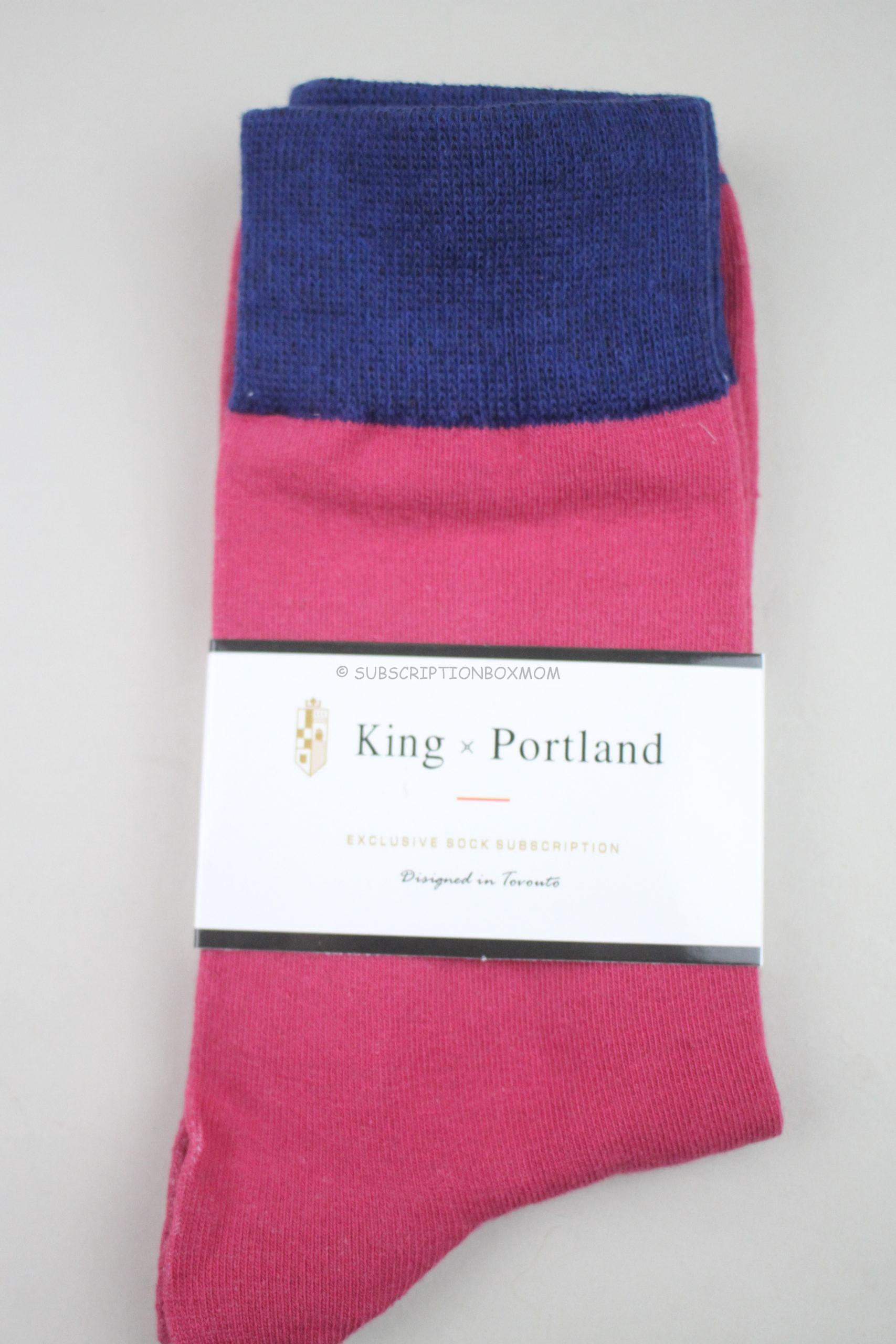 King X Portland Sock