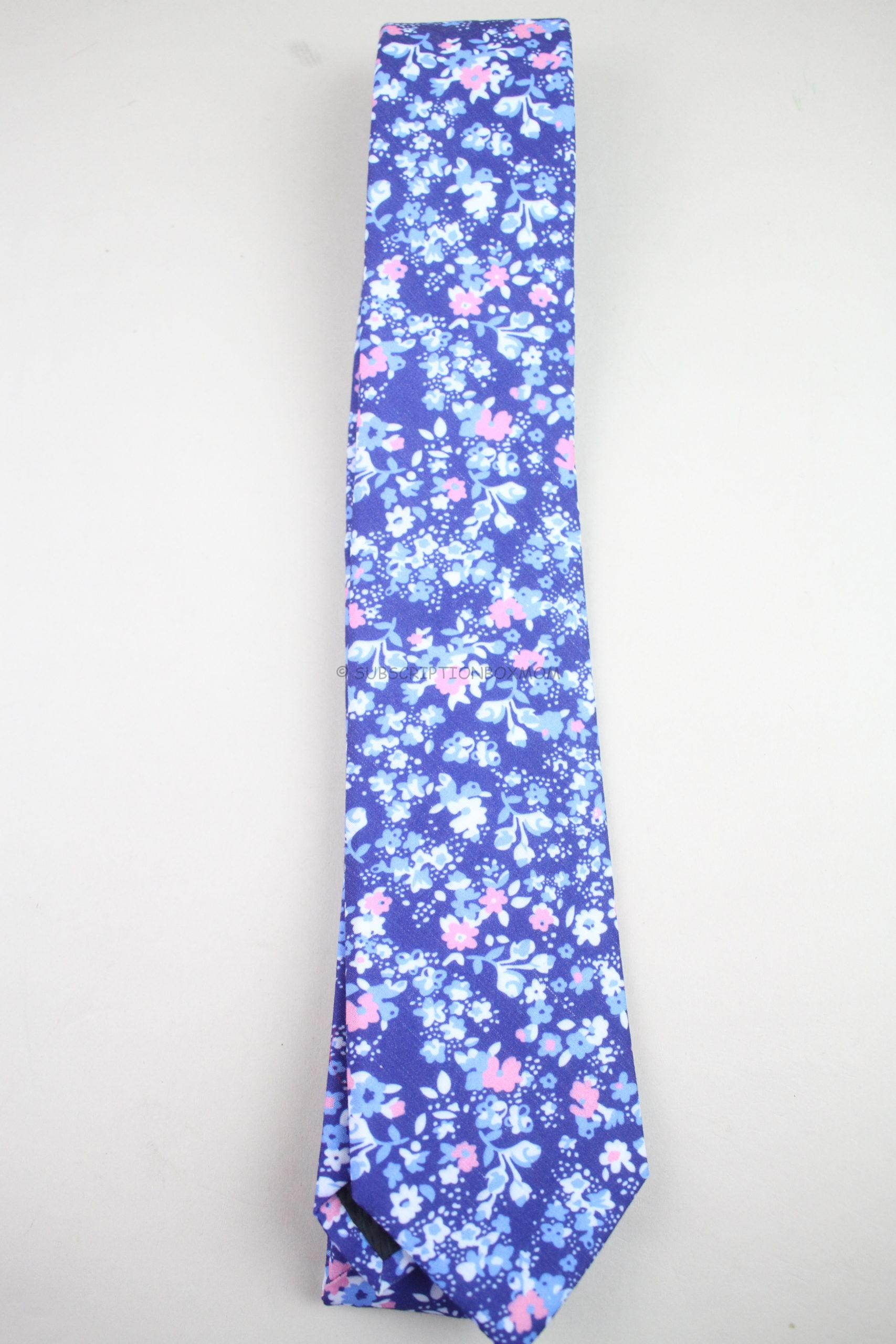 Lord of Ties Floral Tie