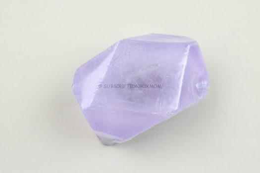 Crystal Crowe Amethyst Crystal Glycerine Soap