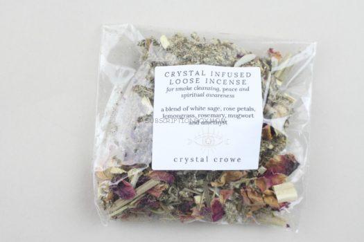 Crystal Crowe Loose Incense